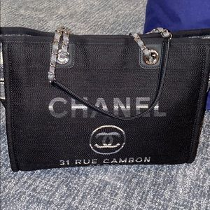 CHANEL 31 RUE CAMBON SHOULDER BAG